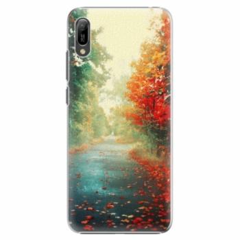 Plastové pouzdro iSaprio - Autumn 03 - Huawei Y6 2019