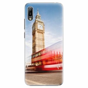 Plastové pouzdro iSaprio - London 01 - Huawei Y6 2019