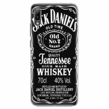 Plastové pouzdro iSaprio - Jack Daniels - Huawei Y6 2019