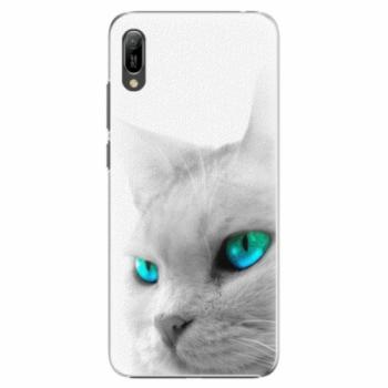 Plastové pouzdro iSaprio - Cats Eyes - Huawei Y6 2019