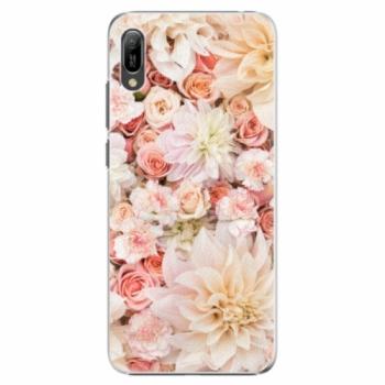 Plastové pouzdro iSaprio - Flower Pattern 06 - Huawei Y6 2019