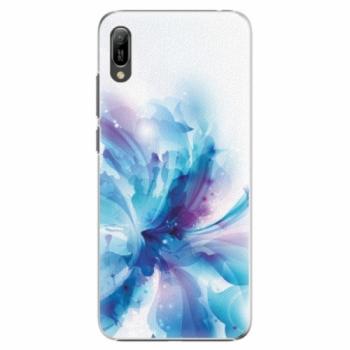 Plastové pouzdro iSaprio - Abstract Flower - Huawei Y6 2019