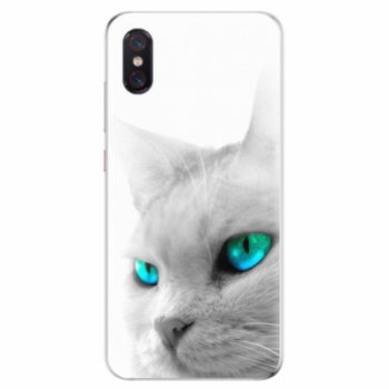 Odolné silikonové pouzdro iSaprio - Cats Eyes - Xiaomi Mi 8 Pro