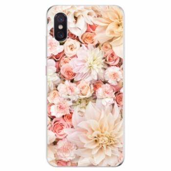 Odolné silikonové pouzdro iSaprio - Flower Pattern 06 - Xiaomi Mi 8 Pro