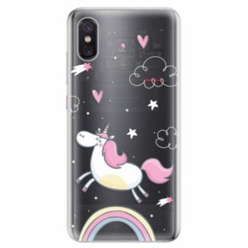 Odolné silikonové pouzdro iSaprio - Unicorn 01 - Xiaomi Mi 8 Pro