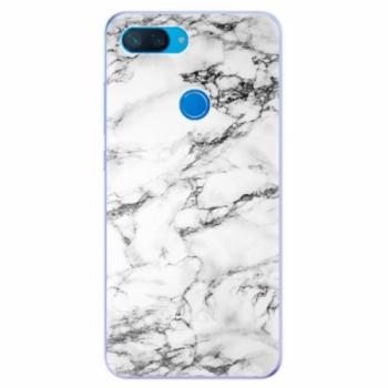 Odolné silikonové pouzdro iSaprio - White Marble 01 - Xiaomi Mi 8 Lite