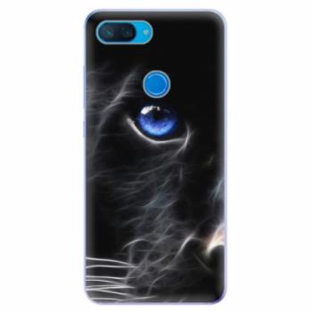 Odolné silikonové pouzdro iSaprio - Black Puma - Xiaomi Mi 8 Lite