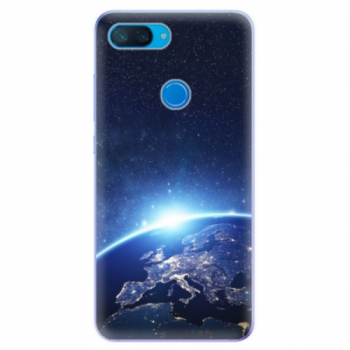 Odolné silikonové pouzdro iSaprio - Earth at Night - Xiaomi Mi 8 Lite
