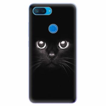 Odolné silikonové pouzdro iSaprio - Black Cat - Xiaomi Mi 8 Lite
