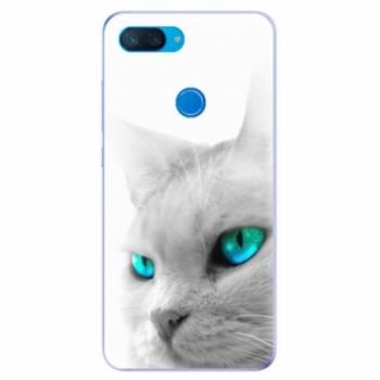 Odolné silikonové pouzdro iSaprio - Cats Eyes - Xiaomi Mi 8 Lite