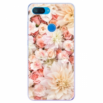 Odolné silikonové pouzdro iSaprio - Flower Pattern 06 - Xiaomi Mi 8 Lite