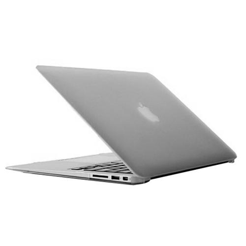 Polykarbonátové pouzdro / kryt iSaprio pro MacBook Air 13 průhledné matné
