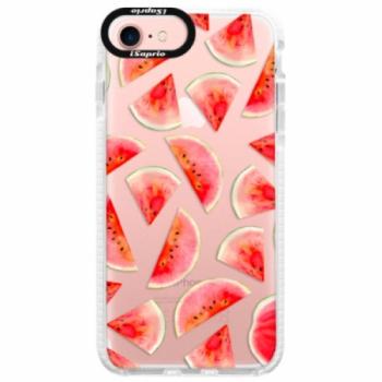 Silikonové pouzdro Bumper iSaprio - Melon Pattern 02 - iPhone 7
