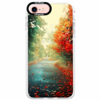 Silikonové pouzdro Bumper iSaprio - Autumn 03 - iPhone 7
