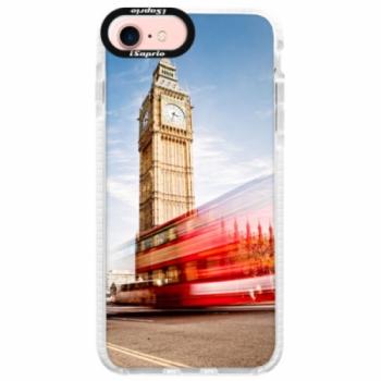 Silikonové pouzdro Bumper iSaprio - London 01 - iPhone 7
