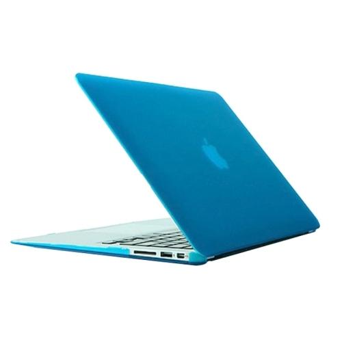 Polykarbonátové pouzdro / kryt iSaprio pro MacBook Air 11 modré
