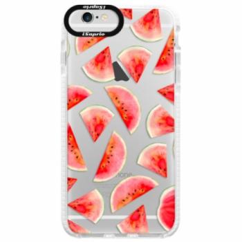 Silikonové pouzdro Bumper iSaprio - Melon Pattern 02 - iPhone 6 Plus/6S Plus