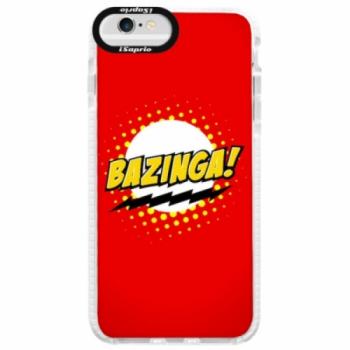 Silikonové pouzdro Bumper iSaprio - Bazinga 01 - iPhone 6 Plus/6S Plus