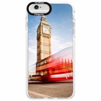 Silikonové pouzdro Bumper iSaprio - London 01 - iPhone 6 Plus/6S Plus