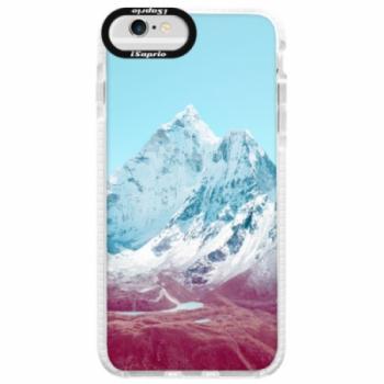 Silikonové pouzdro Bumper iSaprio - Highest Mountains 01 - iPhone 6 Plus/6S Plus