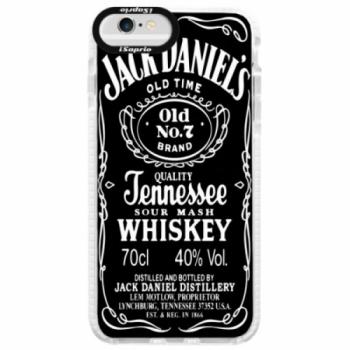 Silikonové pouzdro Bumper iSaprio - Jack Daniels - iPhone 6 Plus/6S Plus