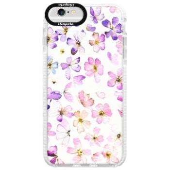 Silikonové pouzdro Bumper iSaprio - Wildflowers - iPhone 6 Plus/6S Plus
