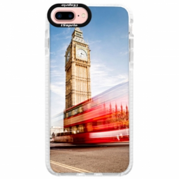 Silikonové pouzdro Bumper iSaprio - London 01 - iPhone 7 Plus