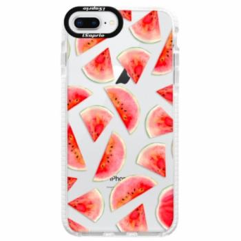 Silikonové pouzdro Bumper iSaprio - Melon Pattern 02 - iPhone 8 Plus