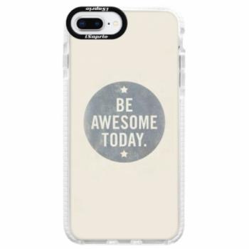 Silikonové pouzdro Bumper iSaprio - Awesome 02 - iPhone 8 Plus