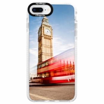 Silikonové pouzdro Bumper iSaprio - London 01 - iPhone 8 Plus