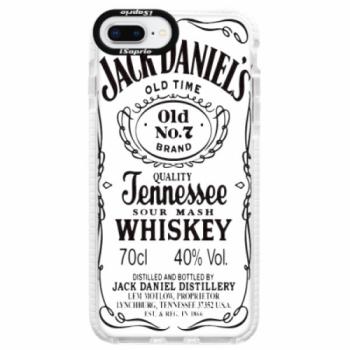 Silikonové pouzdro Bumper iSaprio - Jack White - iPhone 8 Plus