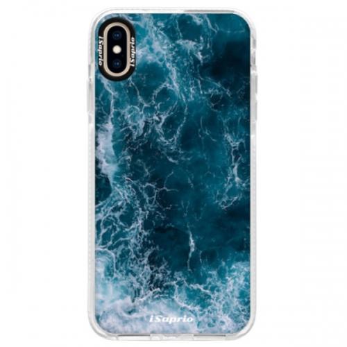 Silikonové pouzdro Bumper iSaprio - Ocean - iPhone XS Max