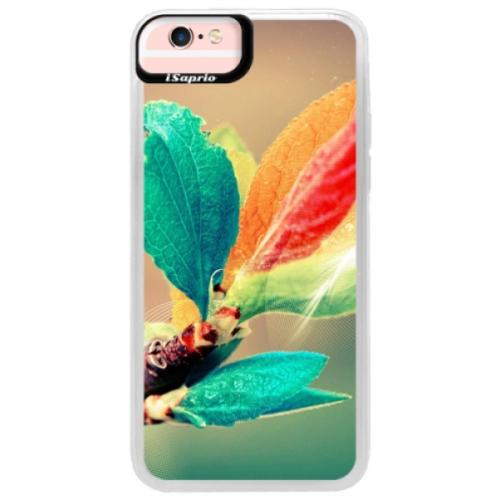 Neonové pouzdro Pink iSaprio - Autumn 02 - iPhone 6/6S