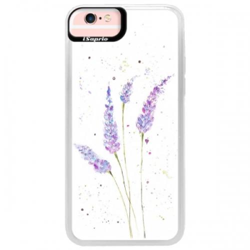 Neonové pouzdro Pink iSaprio - Lavender - iPhone 6/6S
