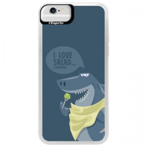 Neonové pouzdro Blue iSaprio - Love Salad - iPhone 6/6S