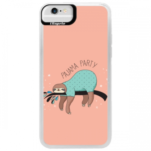 Neonové pouzdro Blue iSaprio - Pajama Party - iPhone 6/6S