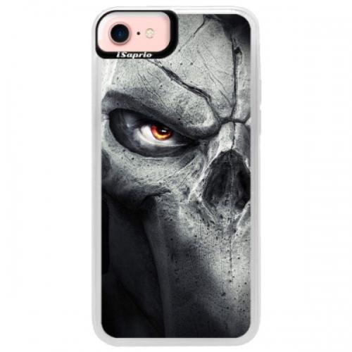 Neonové pouzdro Pink iSaprio - Horror - iPhone 7