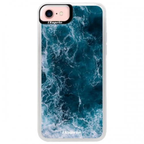 Neonové pouzdro Pink iSaprio - Ocean - iPhone 7