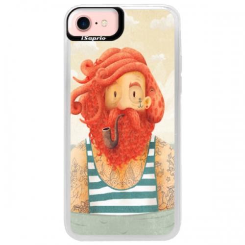 Neonové pouzdro Pink iSaprio - Sailor - iPhone 7