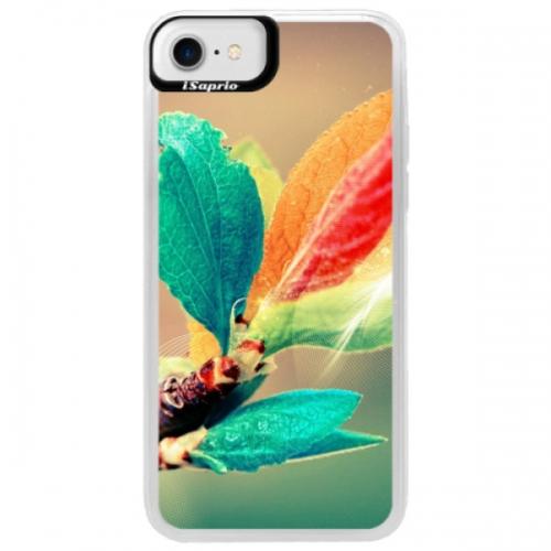 Neonové pouzdro Blue iSaprio - Autumn 02 - iPhone 7