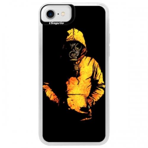 Neonové pouzdro Blue iSaprio - Chemical - iPhone 7