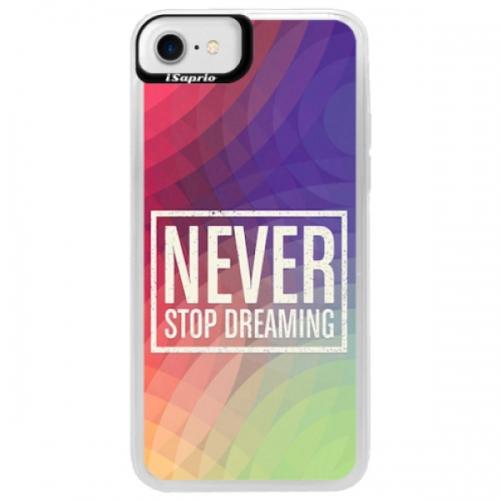 Neonové pouzdro Blue iSaprio - Dreaming - iPhone 7