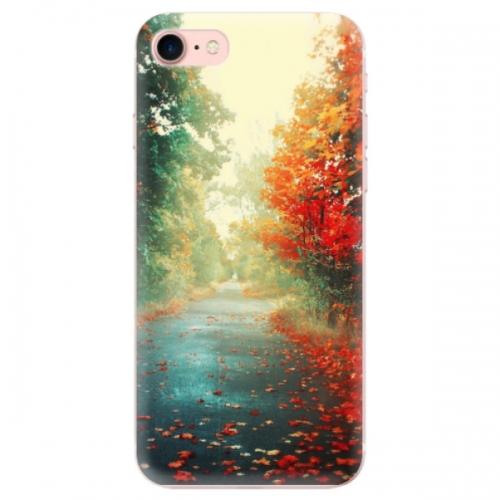 Odolné silikonové pouzdro iSaprio - Autumn 03 - iPhone 7