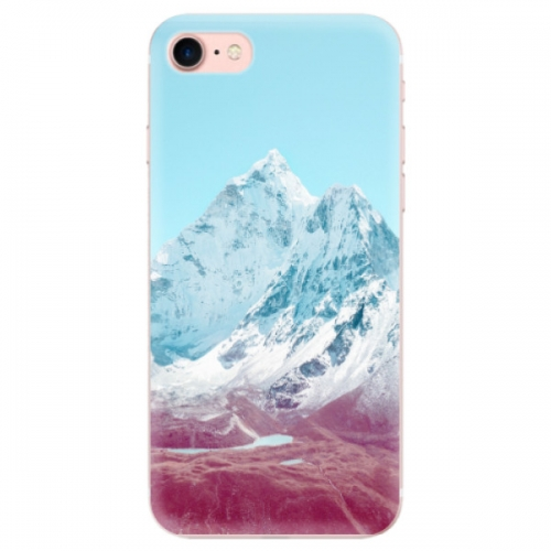 Odolné silikonové pouzdro iSaprio - Highest Mountains 01 - iPhone 7