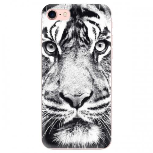 Odolné silikonové pouzdro iSaprio - Tiger Face - iPhone 7