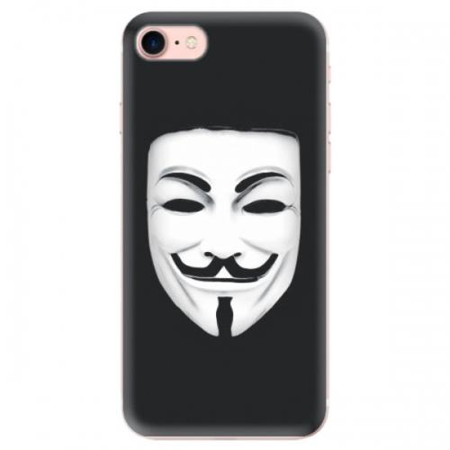 Odolné silikonové pouzdro iSaprio - Vendeta - iPhone 7