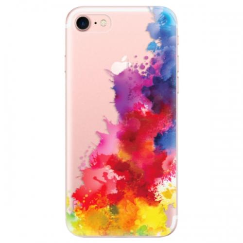 Odolné silikonové pouzdro iSaprio - Color Splash 01 - iPhone 7
