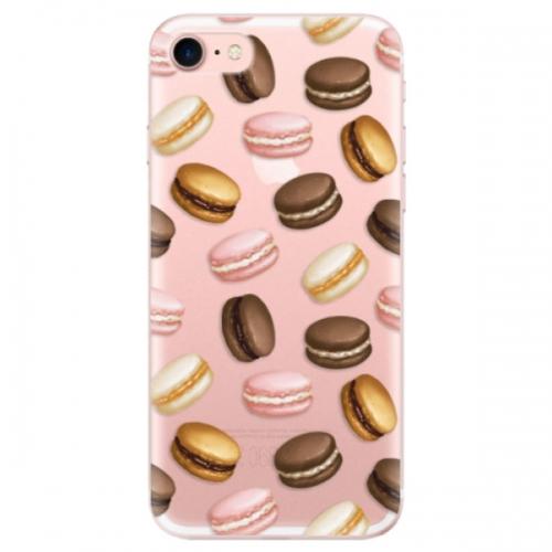Odolné silikonové pouzdro iSaprio - Macaron Pattern - iPhone 7