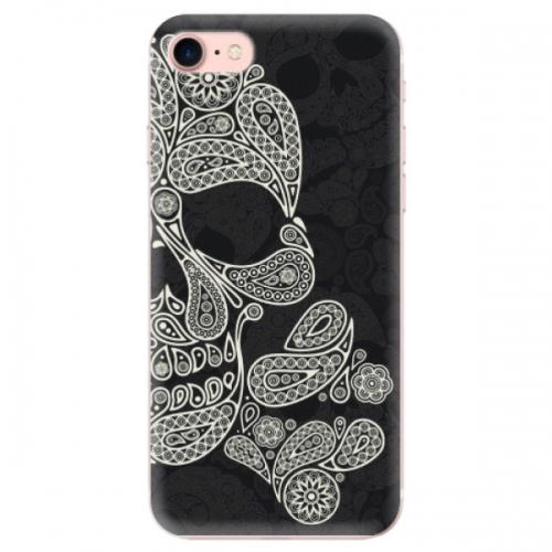 Odolné silikonové pouzdro iSaprio - Mayan Skull - iPhone 7