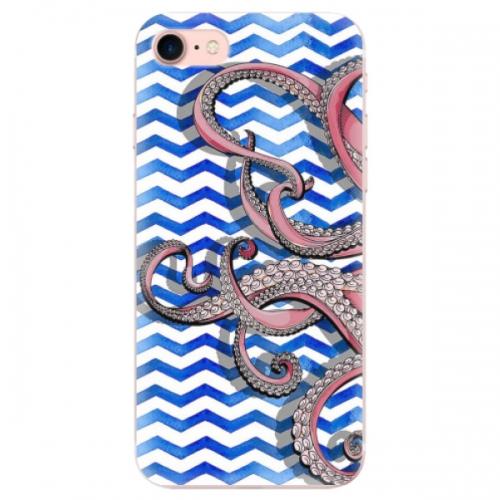 Odolné silikonové pouzdro iSaprio - Octopus - iPhone 7